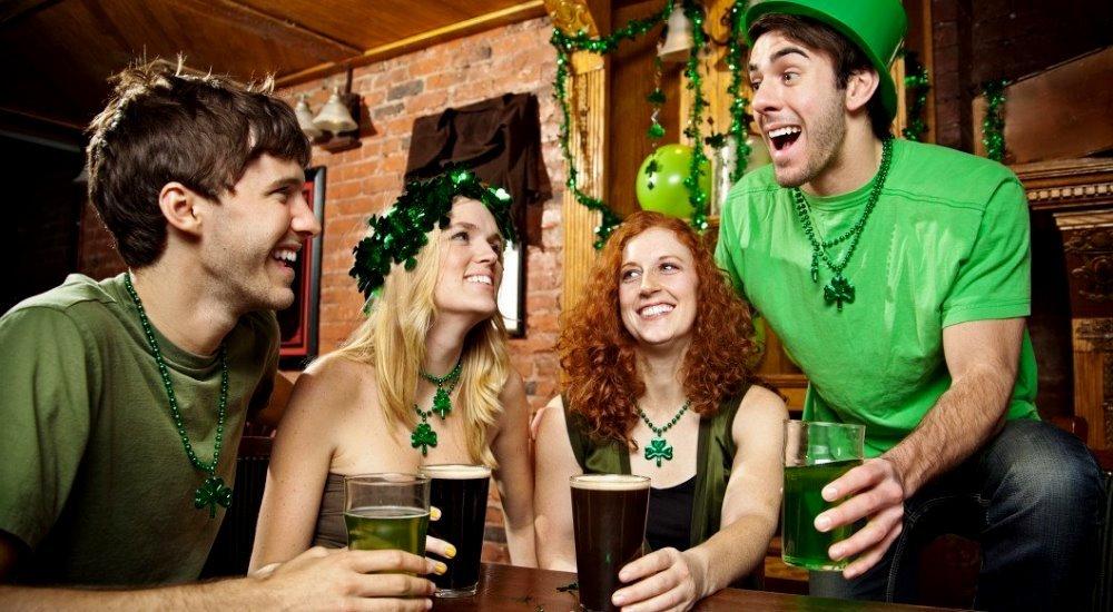 Быт ирландской диаспоры в США