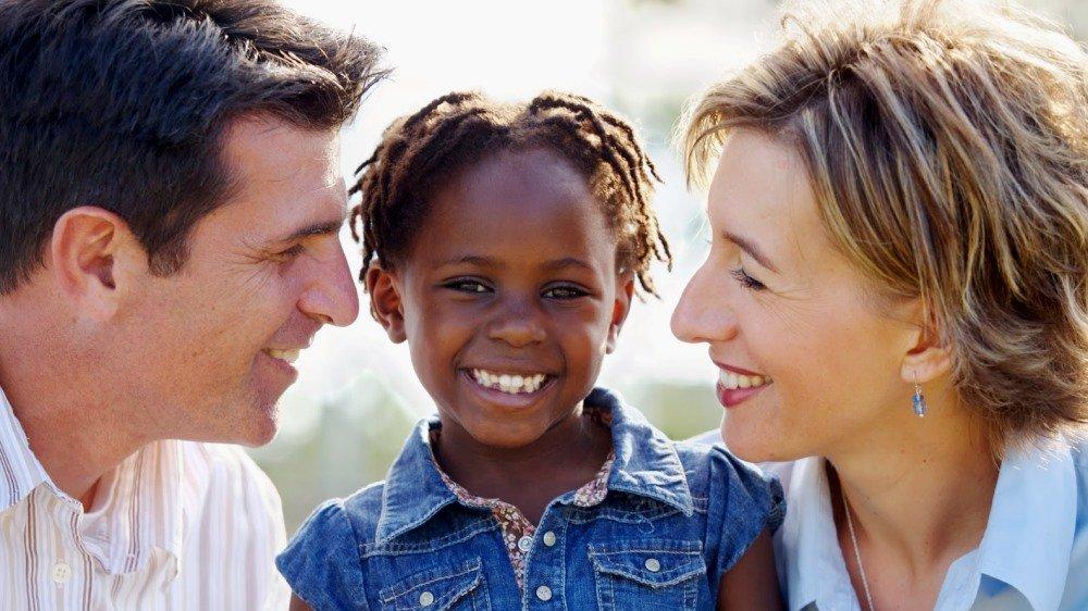 черное и белое население США