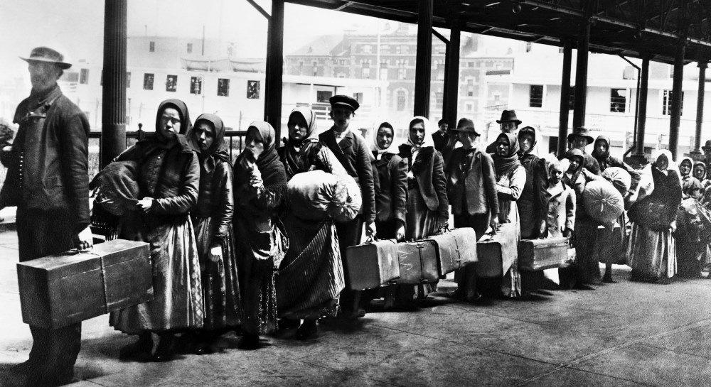 Причины европейской эмиграции в США