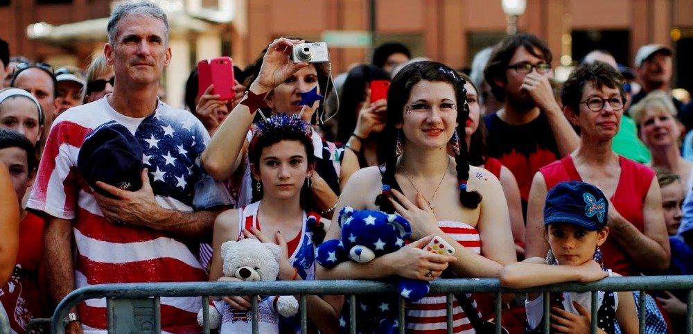 Иммигранты и американская нация