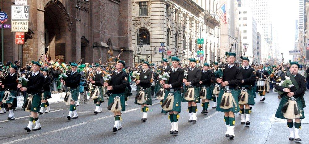 ирландская диаспора в США