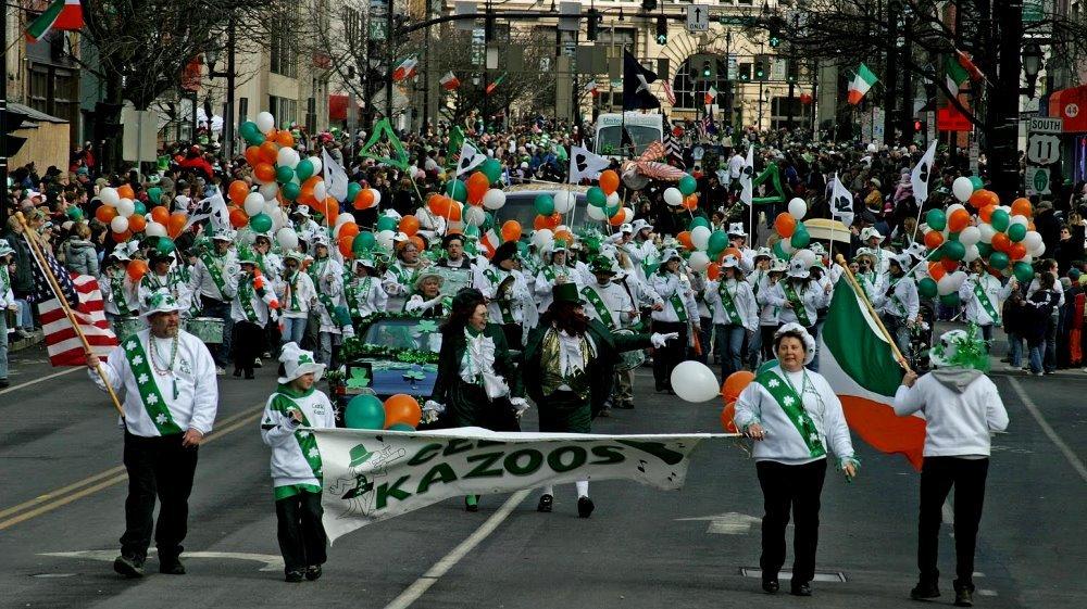 современные ирландцы в США