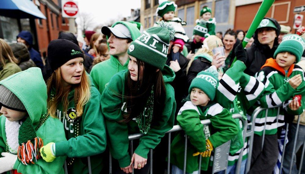 ирландцы в США