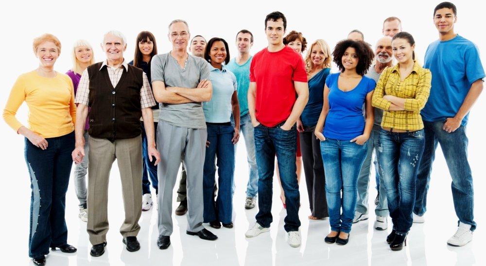 классовый состав населения США