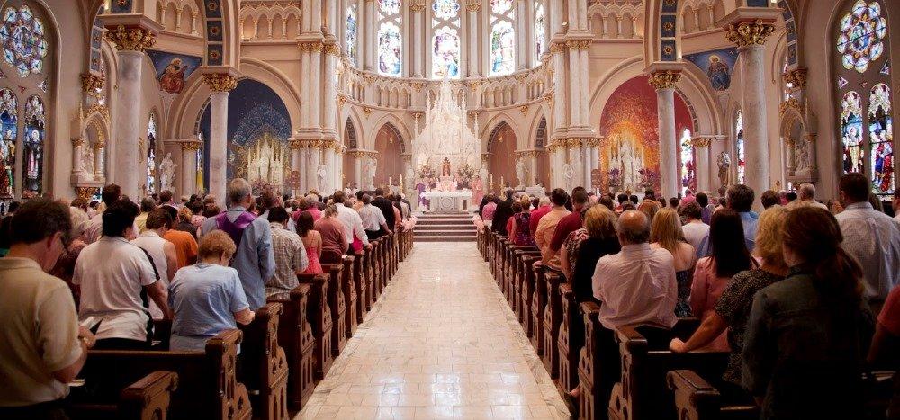 Роль католической церкви в иммиграции в США