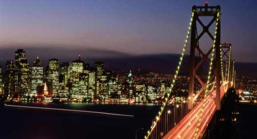 город Сан-Франциско