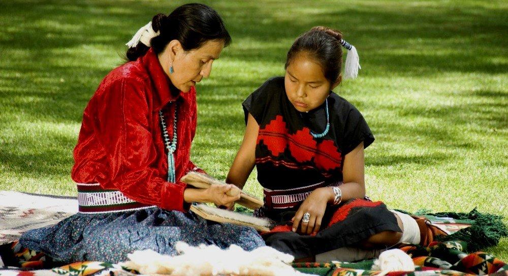 Этнические вопросы и проблема самоидентификации индейцев