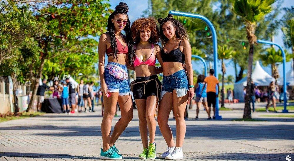 дети в семье пуэрториканских иммигрантов