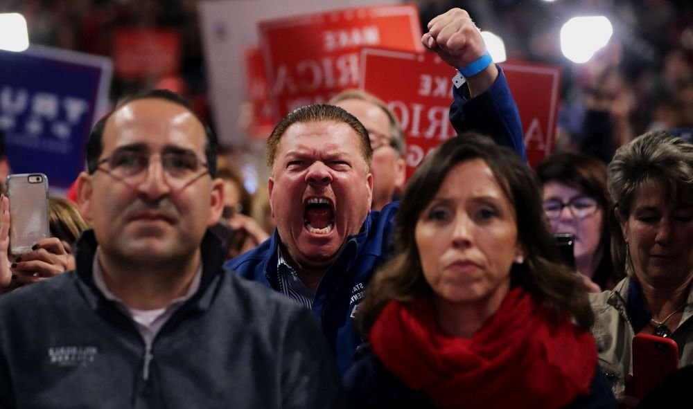Динамика иммиграции немцев в США