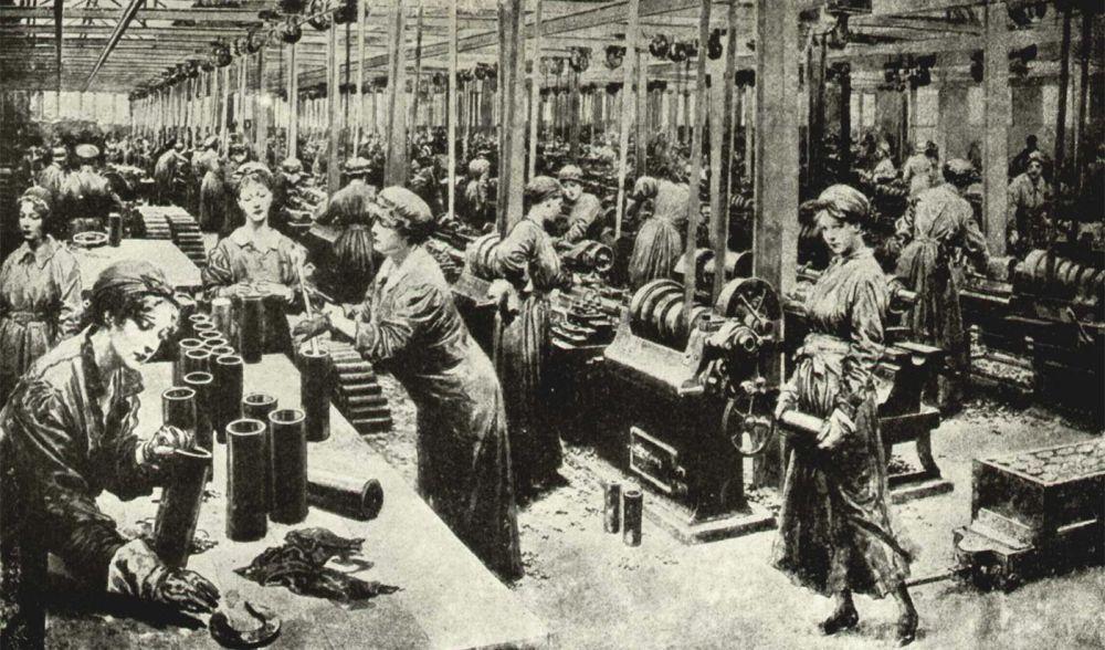 Влияние немцев на рабочее движение в США