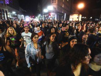История антииммигрантских движений в США