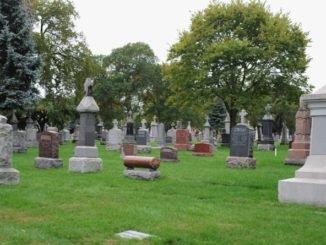 Изобретательность в кладбищенском бизнесе США