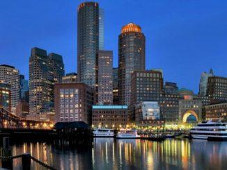 климат и погода в Бостоне