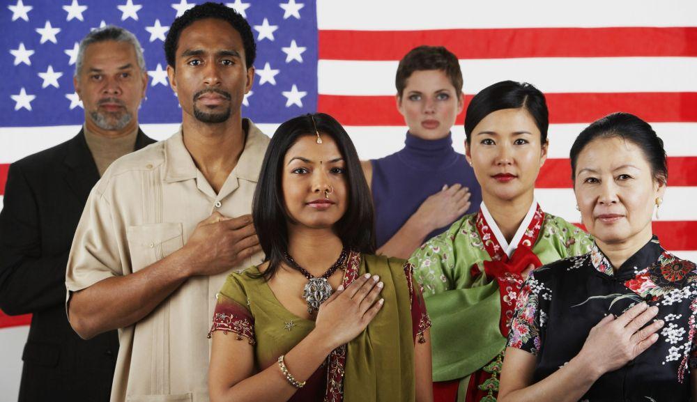 Межэтнические отношения в США