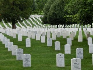 похороны в США