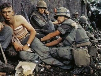 Зверства американских солдат во Вьетнаме